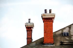Le ramonage de la cheminée