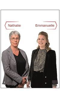 Nathalie et Emmanuelle